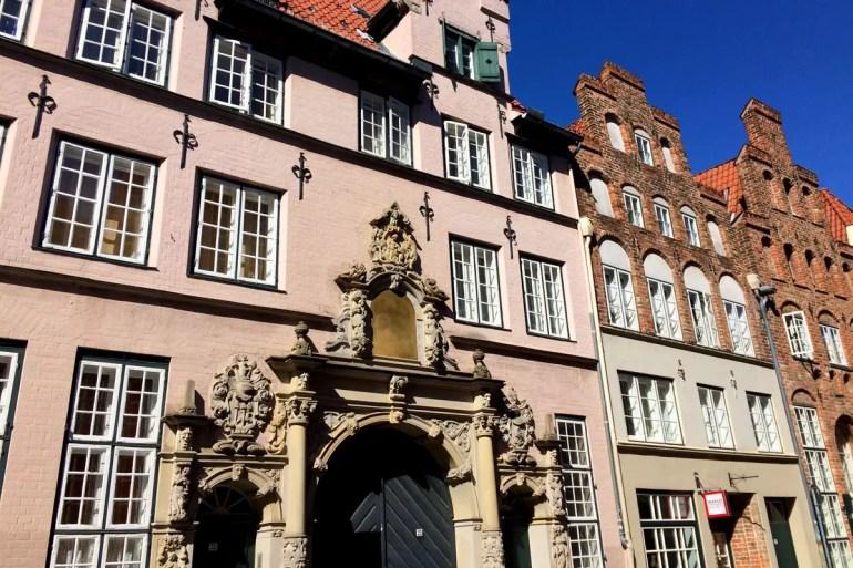 Der Füchtingshof in der Glockengießerstraße ist einer der besterhaltenen Stiftshöfe