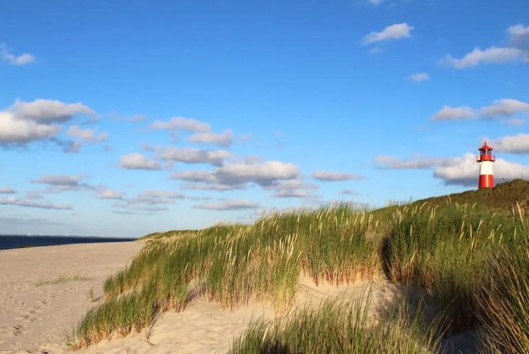 Strand, Dünen, Meer: Ein Wochenende auf Sylt