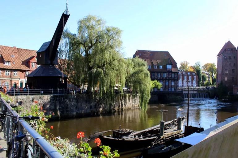 """Das Hotel Bergström am Alten Hafen ist ein Schauplatz der Telenovela """"Rote Rosen"""""""