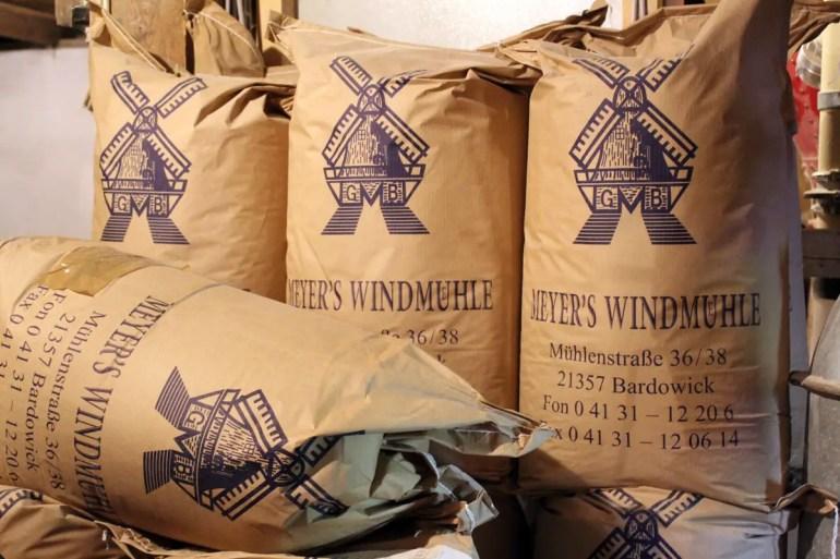 Bei einem Rundgang durch die Mühle kannst du hinter die Kulissen des Müllerhandwerks schauen