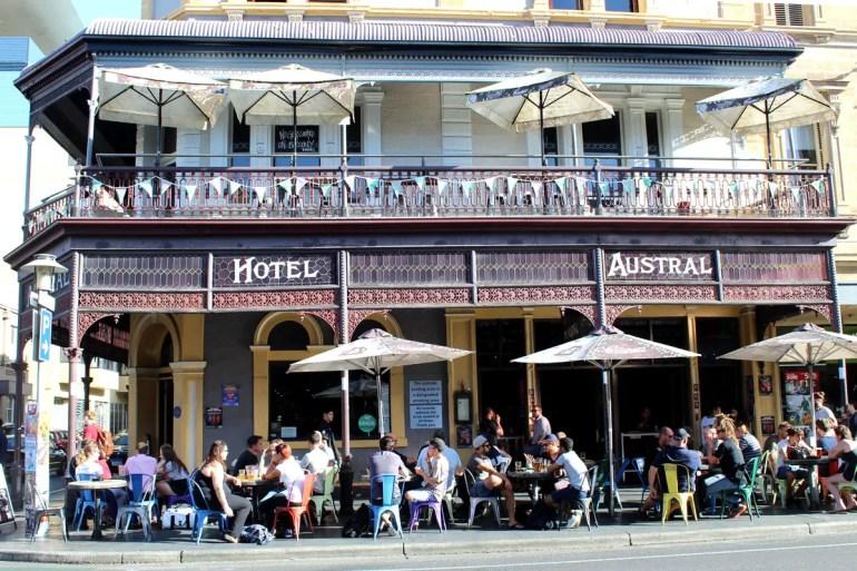 Rund um die Rundle Street findest du in Adelaide viele hippe Cafés, Bars und Restaurants