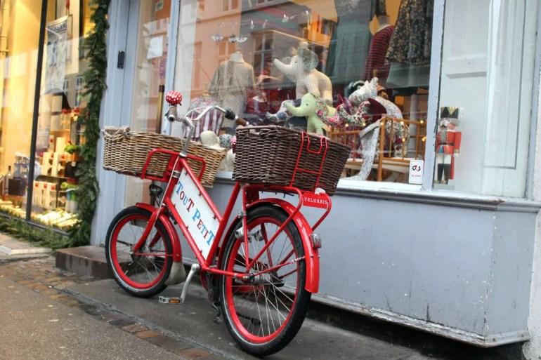 Petite France in Kopenhagen: Im Værnedamsvej findest du französische Restaurants und Läden
