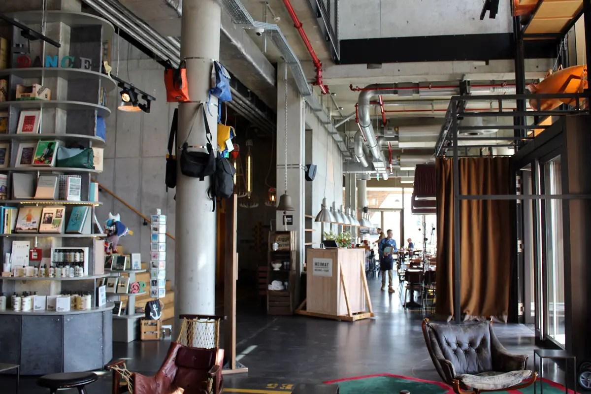 25hours Hotel HafenCity: Stylische Kojen mit Elbblick
