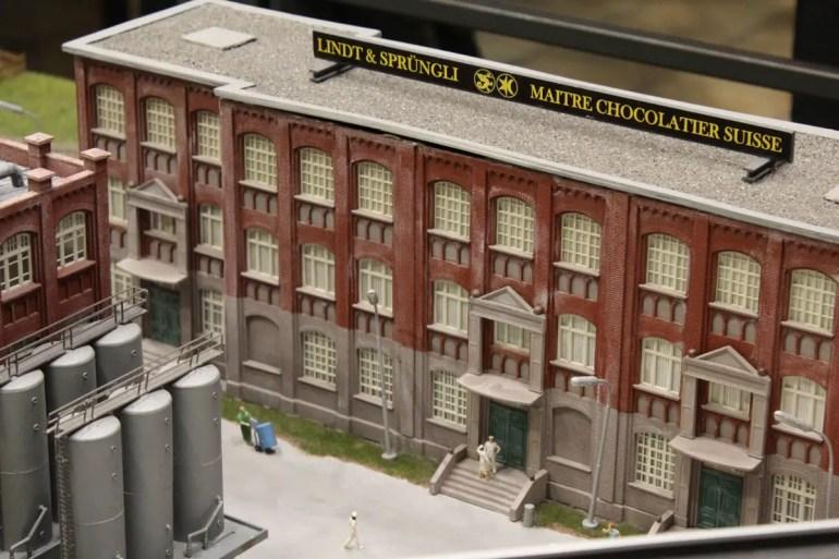 Beliebt bei kleinen und großen Besuchern: In dieser Fabrik wird echt Schokolade produziert