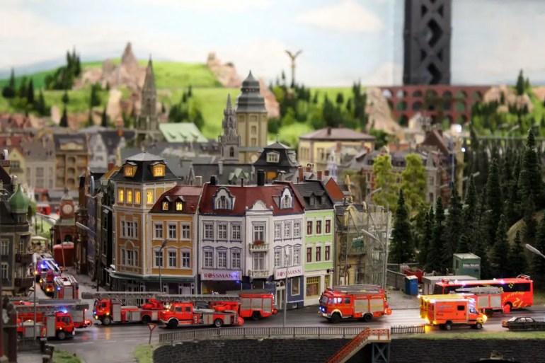 Feuerwehr-Großeinsatz in Knuffigen