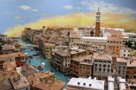 Venedigt ist die neueste Attraktion im Miniatur Wunderland Hamburg