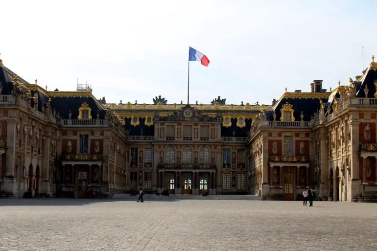 Zentrum der Macht: das Schloss von Versailles