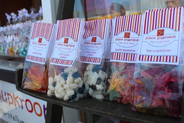 Süßes von der Insel: Föhrer Snupkroom