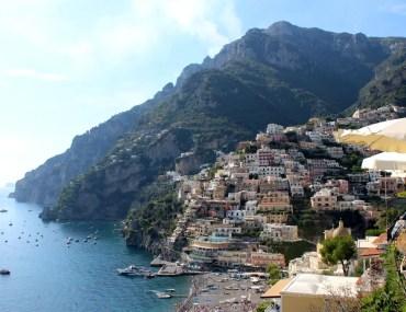 Positano, Sehnsuchtsziel an der Amalfiküste