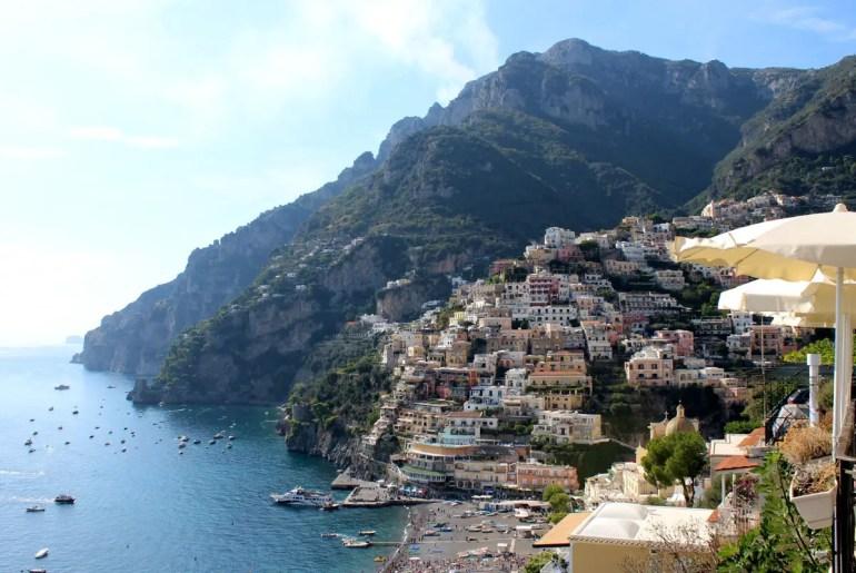 Pittoresk hochgestapelt: Die Highlights der Amalfiküste