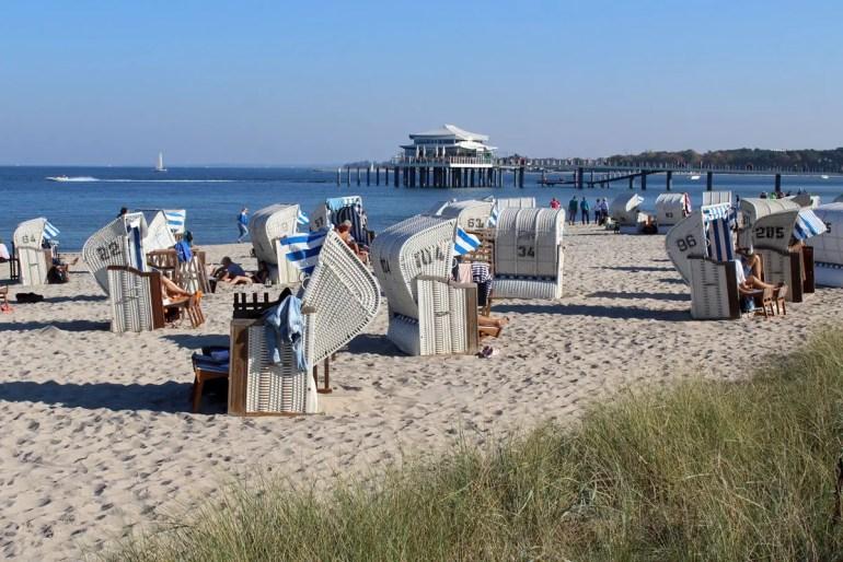 Die Lübecker Bucht ist ein Klassiker für Ferien in Schleswig-Holstein