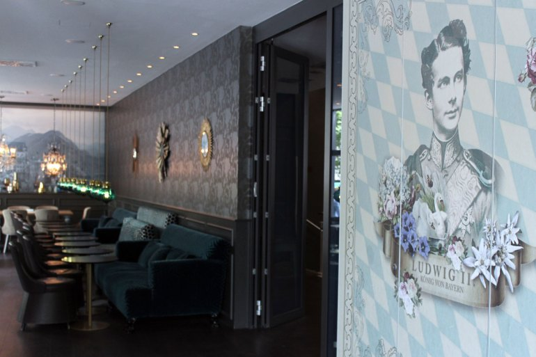 Einer der Hoteltipps in München mit königlichem Flair: das Motel One am Sendlinger Tor