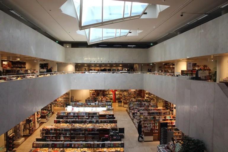 Der Academic Bookstore