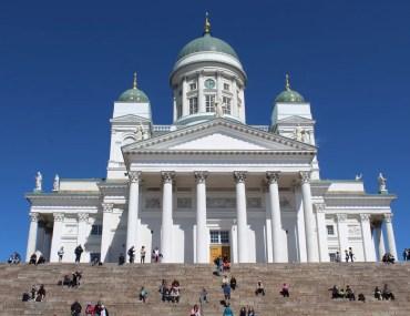 Wahrzeichen von Helsinki: der Dom