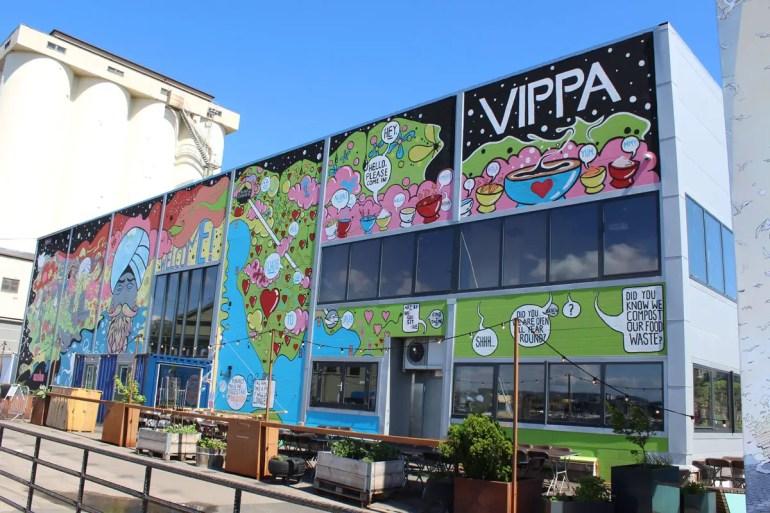 Vippa bietet Streetfood mit Ausblick aufs Wasser