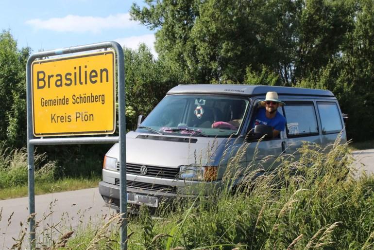Liegt Brasilien wirklich in Schleswig-Holstein?