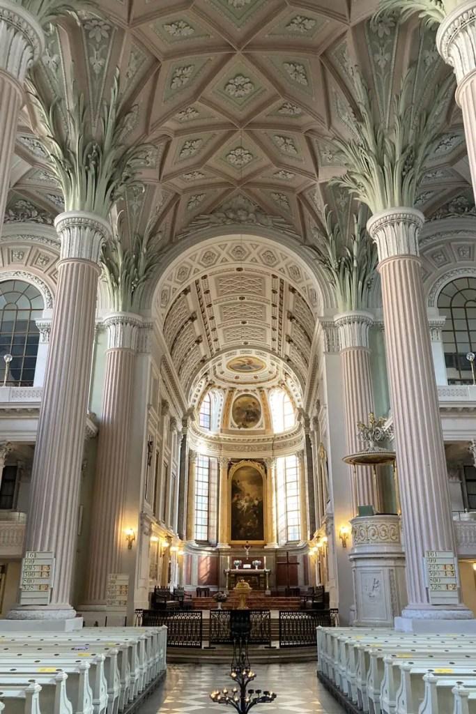 Die Nikolaikirche war Zentrum der friedlichen Revolution im Osten