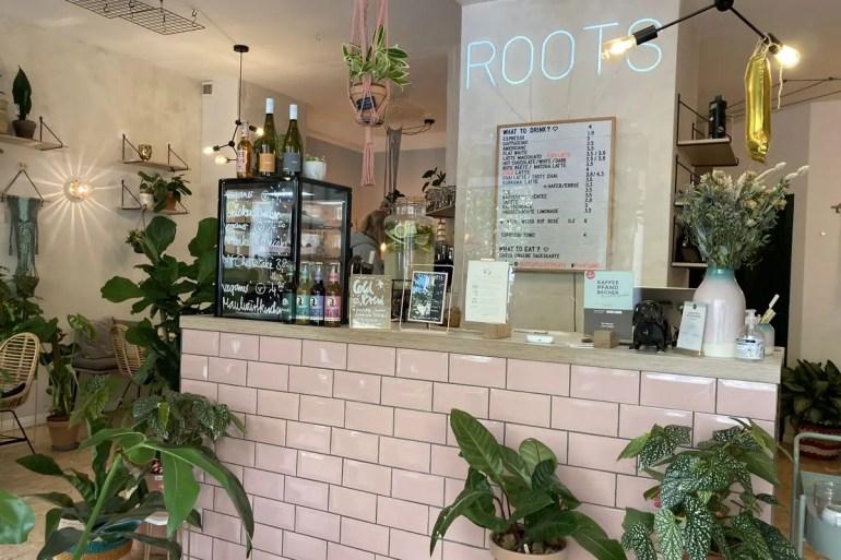 Stylisch und gemütlich: das Roots Pflanzencafé