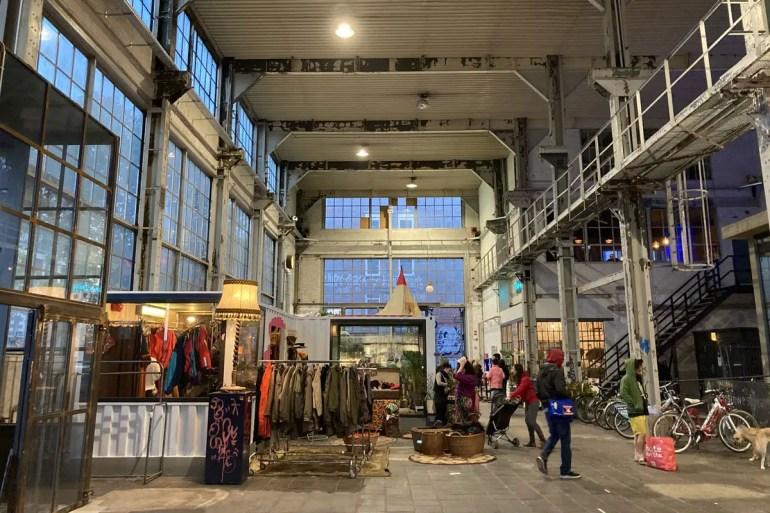 Kunstquartier trifft auf Shopping im Westwerk Leipzig