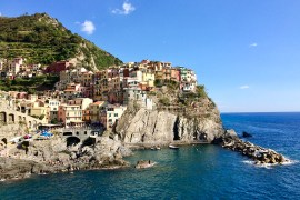 Eines der absoluten Highlights in Norditalien: die Cinque Terre