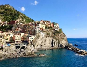 Eines der absoluten Highlights in Norditalien: die Cinque Terre