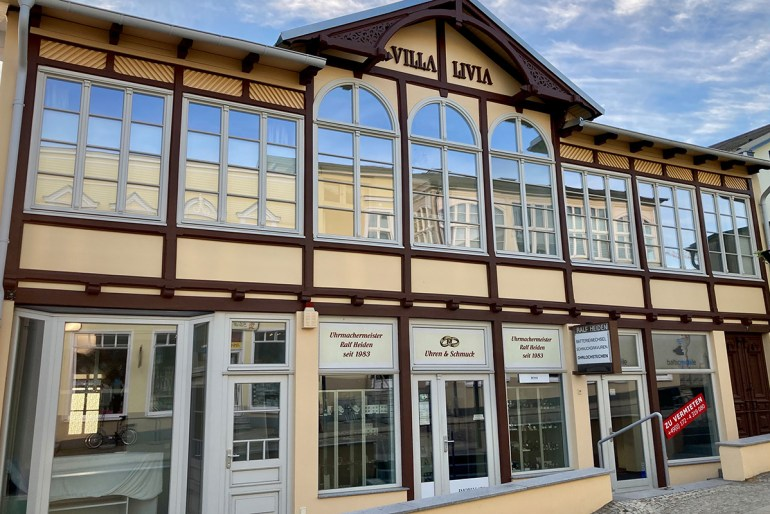 Ferienwohnungen zählen zu den beliebtesten Unterkünften auf Usedom - und die Villa Livia in Ahlbeck ist ein Beispiel