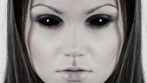 black eyed girl