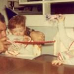 爸,生日快乐!你离开我们太久了