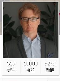 Weibo 10000 fans