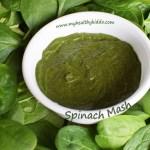 Palak Keerai Masiyal | Spinach Mash Recipe | Palak Kadanja Keerai Recipe | Baby spinach recipes