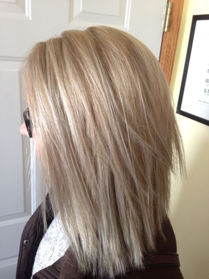 Age Beautiful Blonde Hair Color Coloringsite