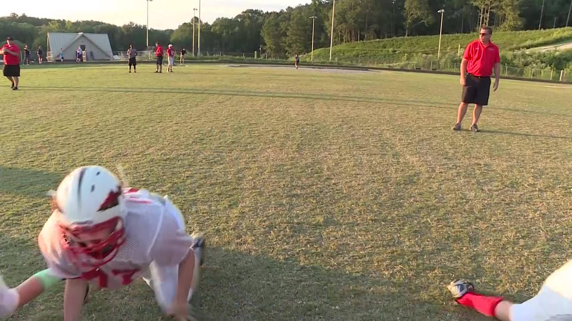 Health Minute: Youth Sports Injuries