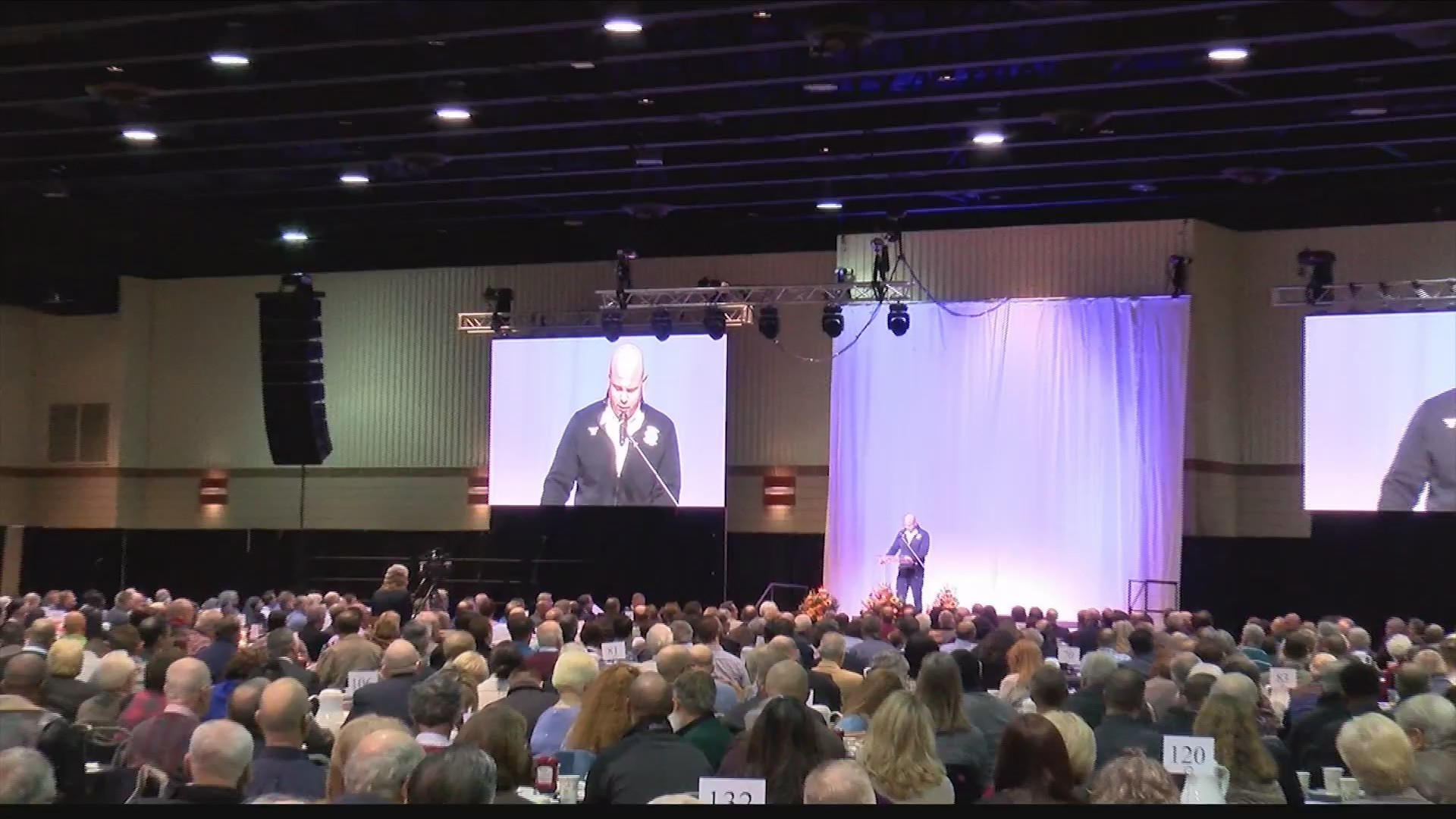 29th Annual Community Prayer Breakfast Held This Morning