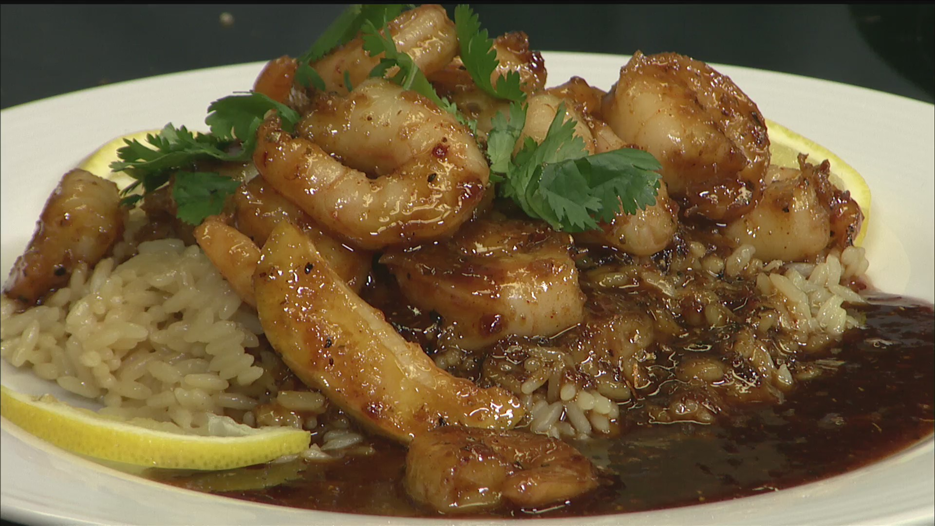Back to the Table with Chef Bud - Cajun Garlic Shrimp pt 2