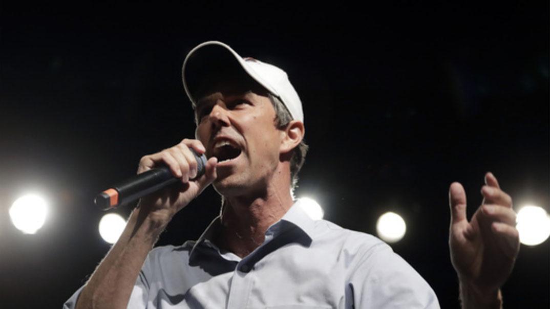 Election 2020 Beto O'Rourke