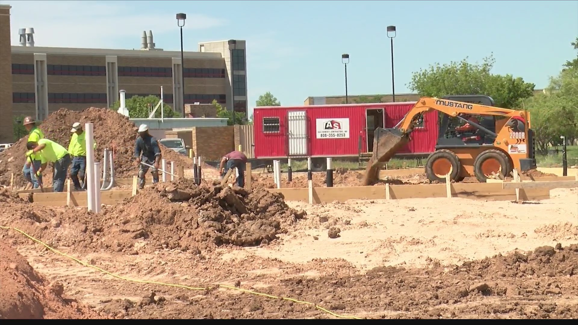 Groundbreaking for new Amarillo Meals on Wheels office