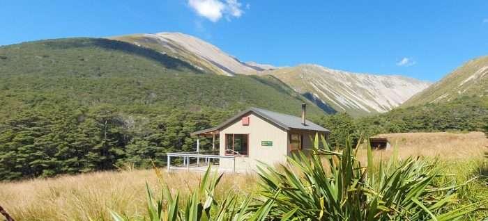 Speargrass Hut