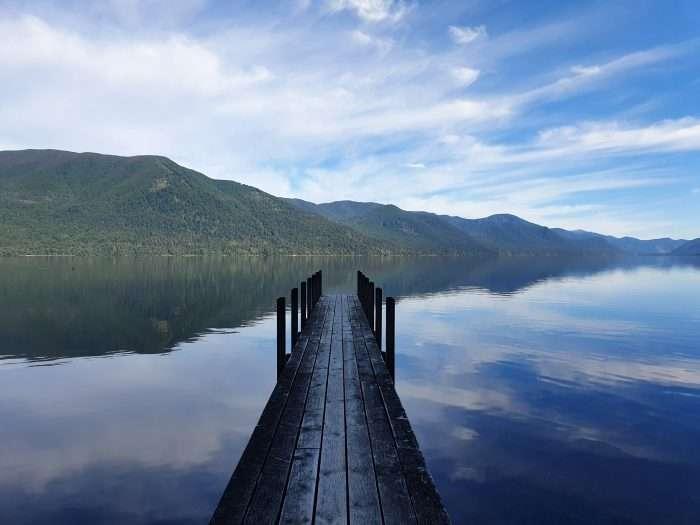Lake Rotoiti Nelson Lakes