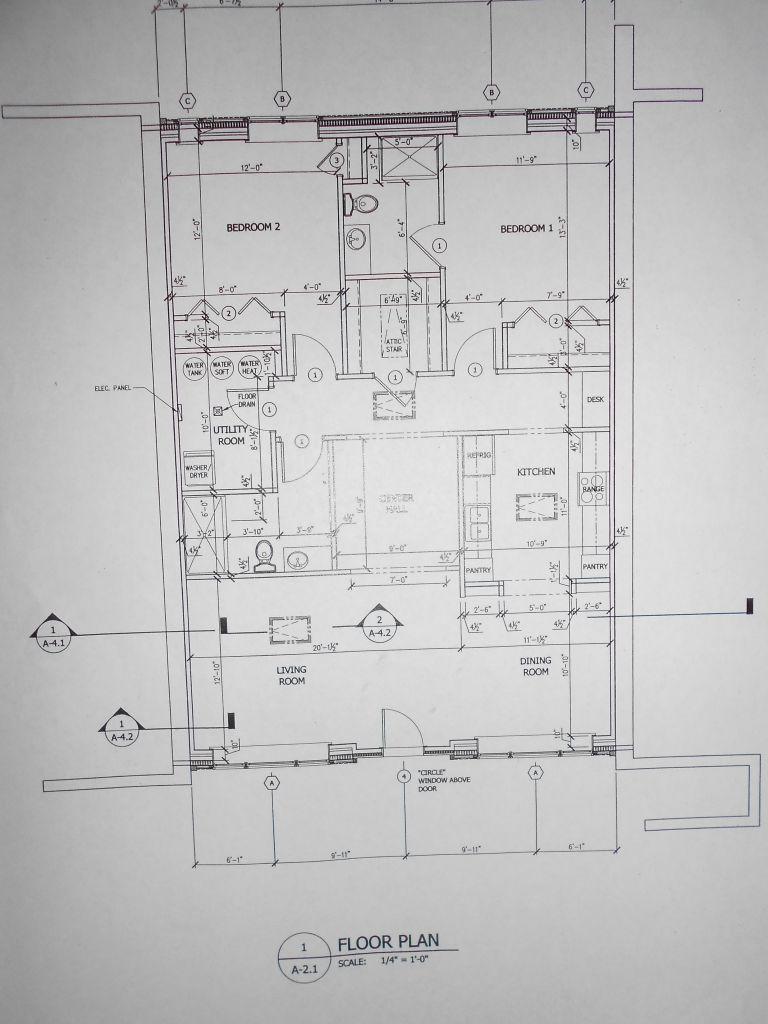 Basic Kitchen Floor Plans