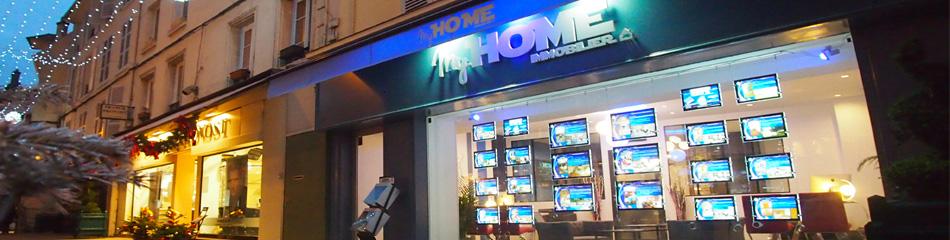 MY HOME IMMOBILIER Agence Immobilire CERGY Ventes