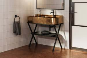 Außergewöhnliche Waschbecken im Badezimmer Inspiration