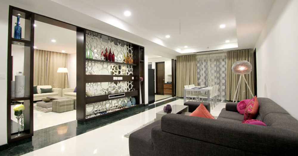 My Home Abhra Luxury 3 BHK 4 BHK Apartments In