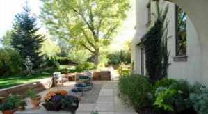 design of home garden