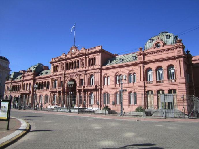 Casa de Gobierno, Microcentro, Plaza de Mayo