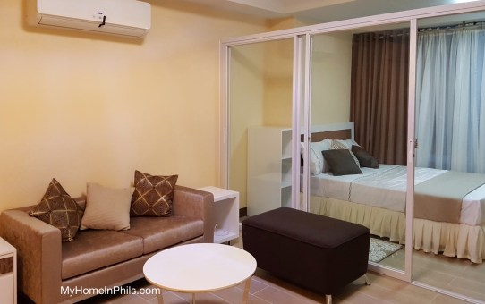 Two Central Makati Condominium Unit in For Sale