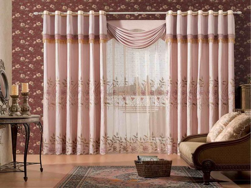 living curtains in 2021 style