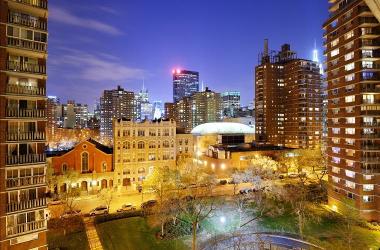 Upper Streets Manhattan Side East