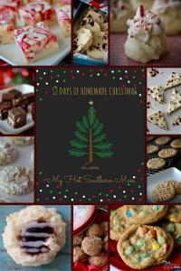 Homemade Christmas 2016 |My Hot Southern Mess