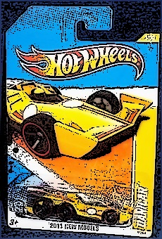 Hot Wheels Danicar Loose Photos Danica Patrick Concept Car