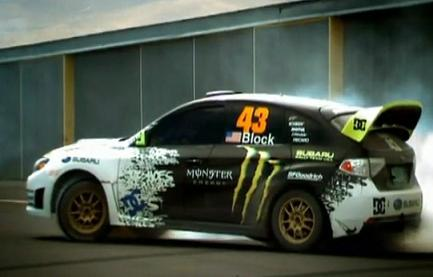 Awesome-Ken-Block-Airfield-Rallying-Top Gear-BBC-2